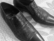 Итальянские мужские туфли фирмы Aldo Brue 42размер