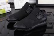 Ультра модные кроссовки Y3 черные